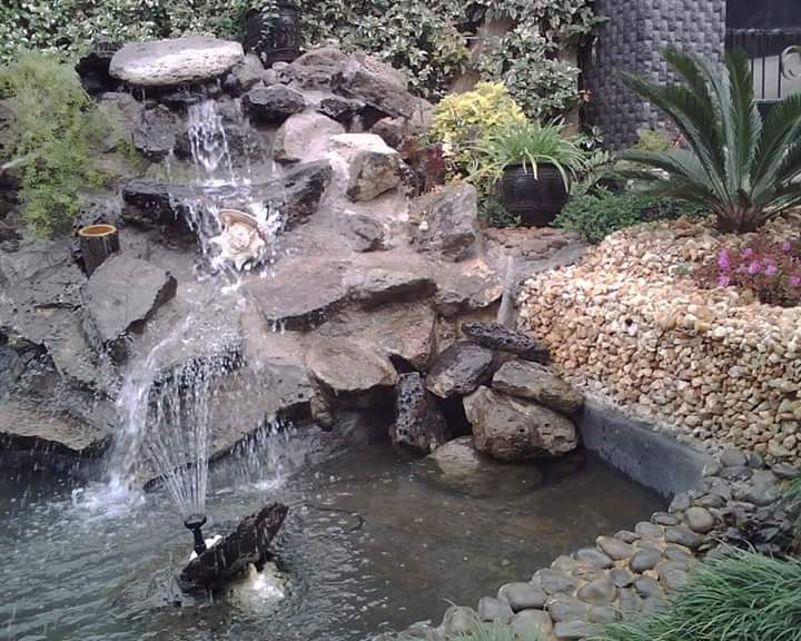 Affordable Water Features Building in Nairobi Kenya