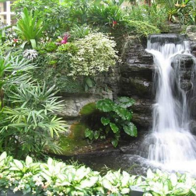 water feature 6
