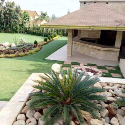 gardening and landscaping in Kenya